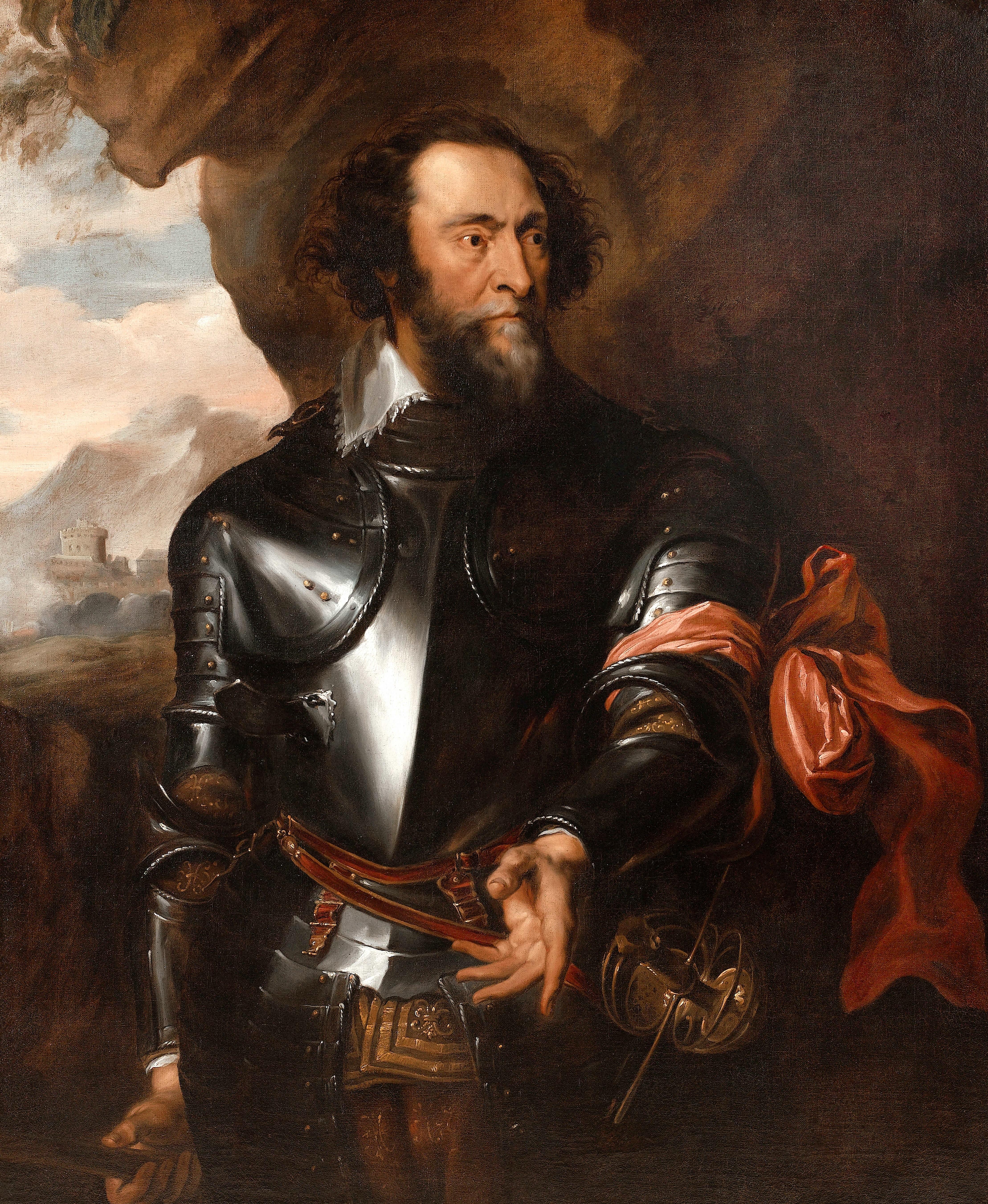 Dyck Hendrik van den Bergh