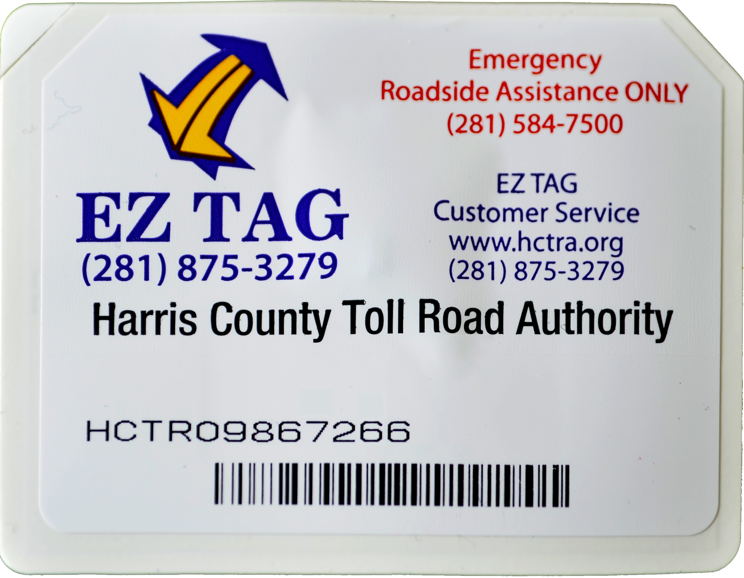 Pay Toll Ticket