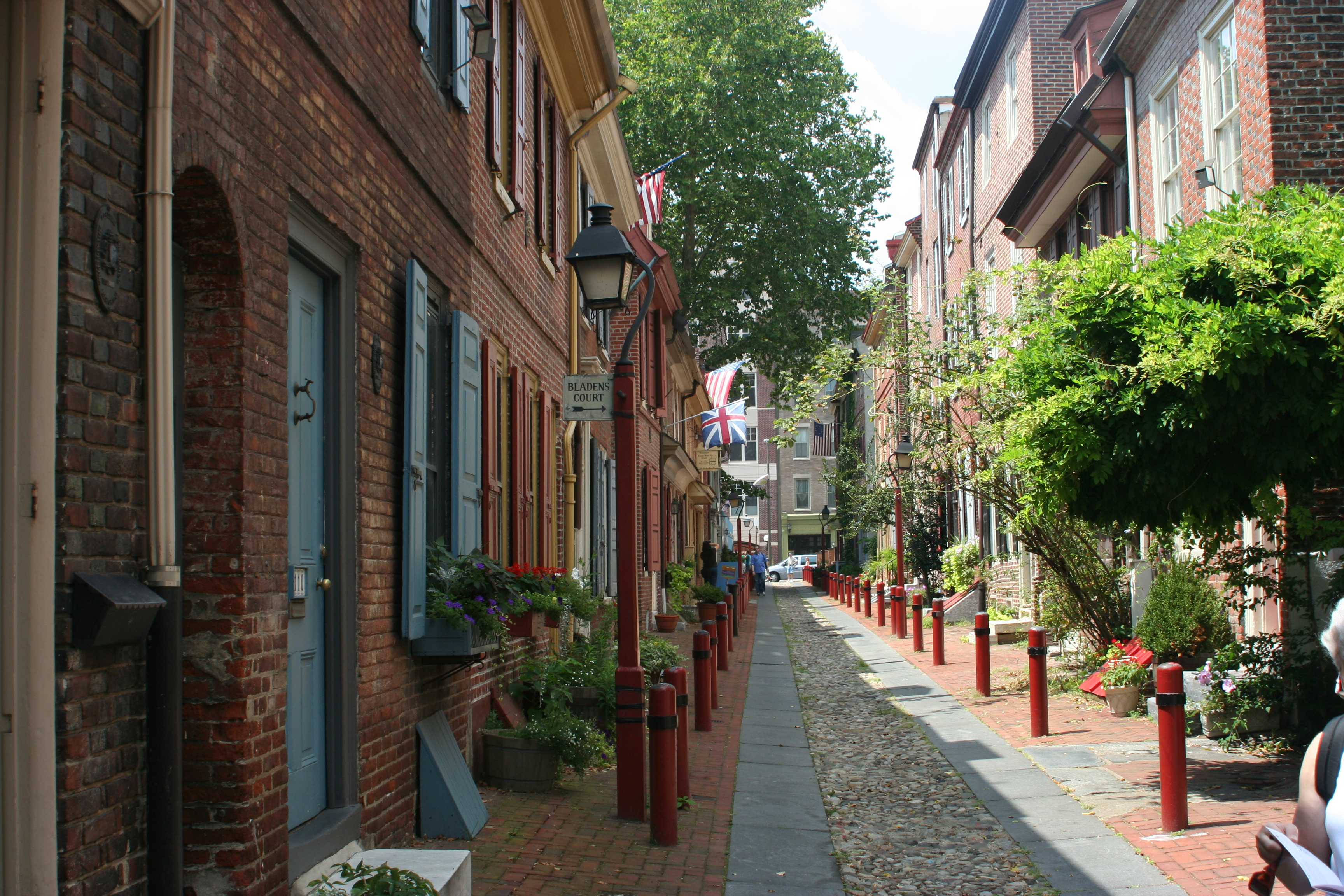Old City Philadelphia Tour For Wheelchair Bound People