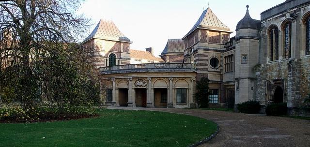 Eltham Palace - Main Entrance - geograph.org.uk - 1033526
