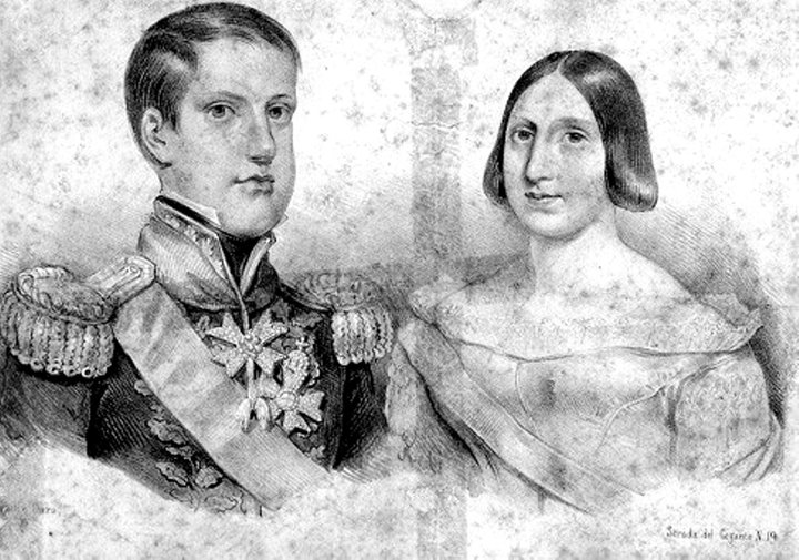 1843 Brazilian Royal Wedding
