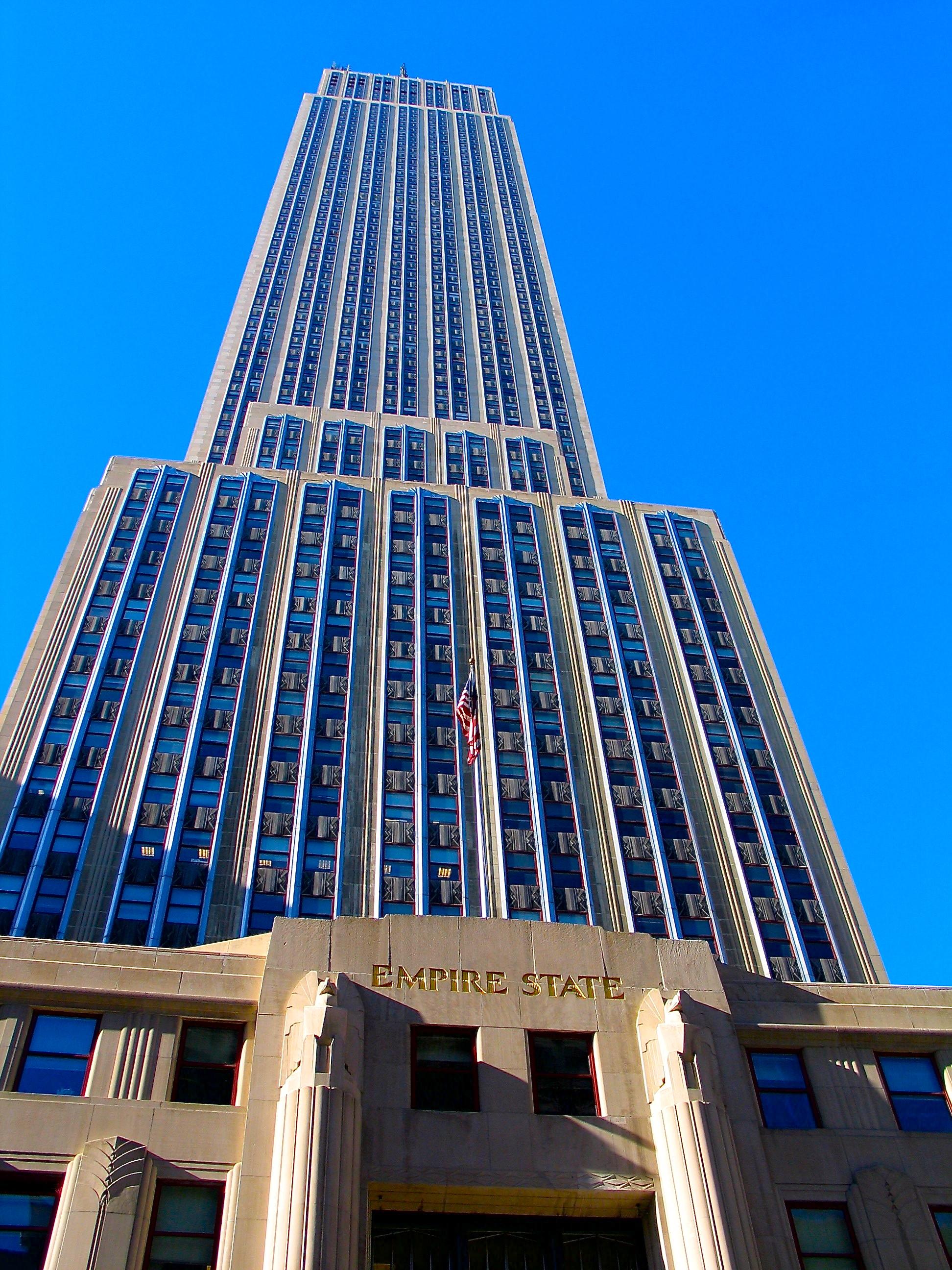 Date De L Empire Stte Building