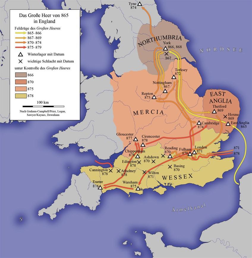 Map Of England 870.Map Of England 865 Twitterleesclub
