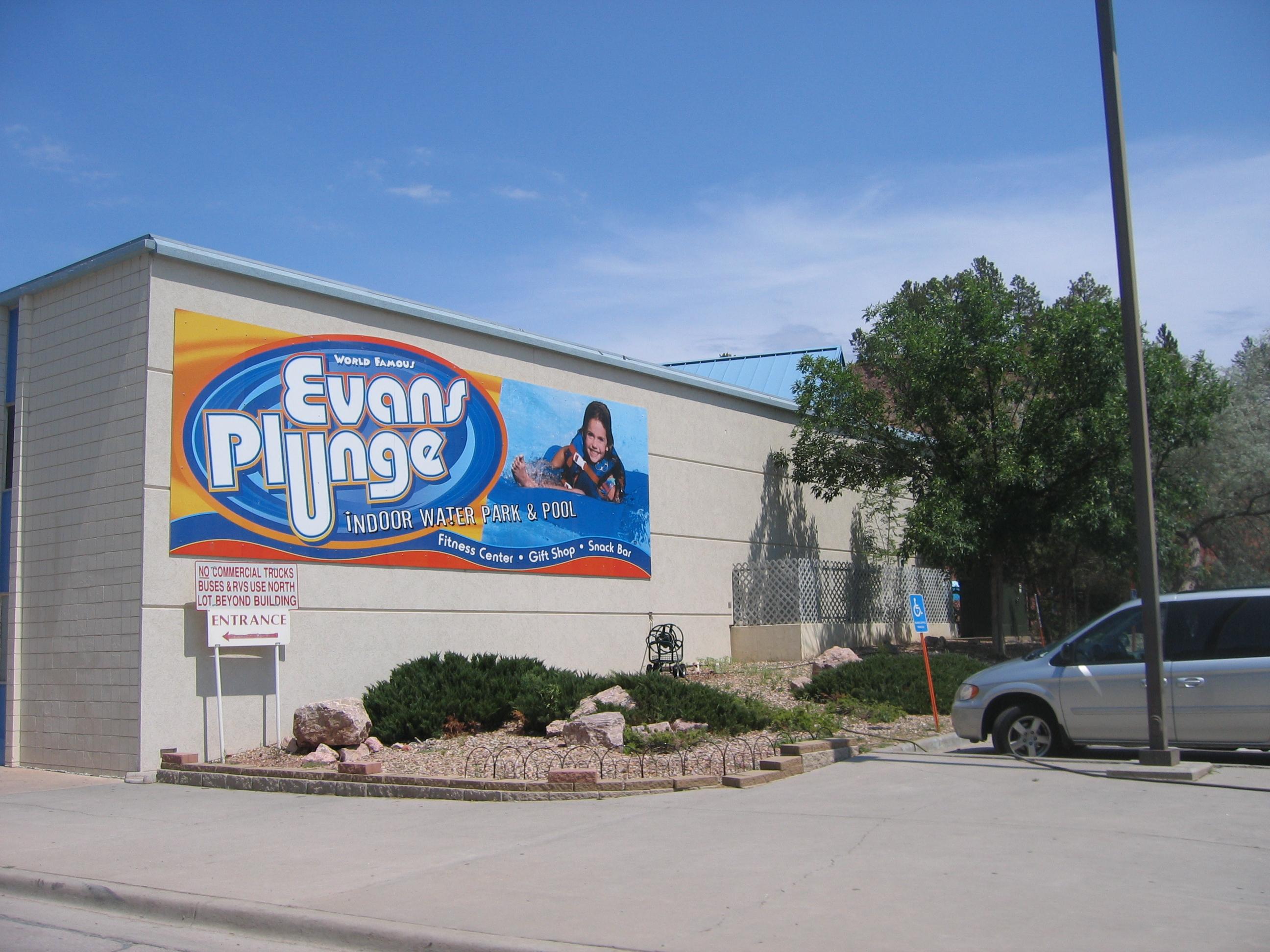 Hot Springs, South Dakota - Wikipedia