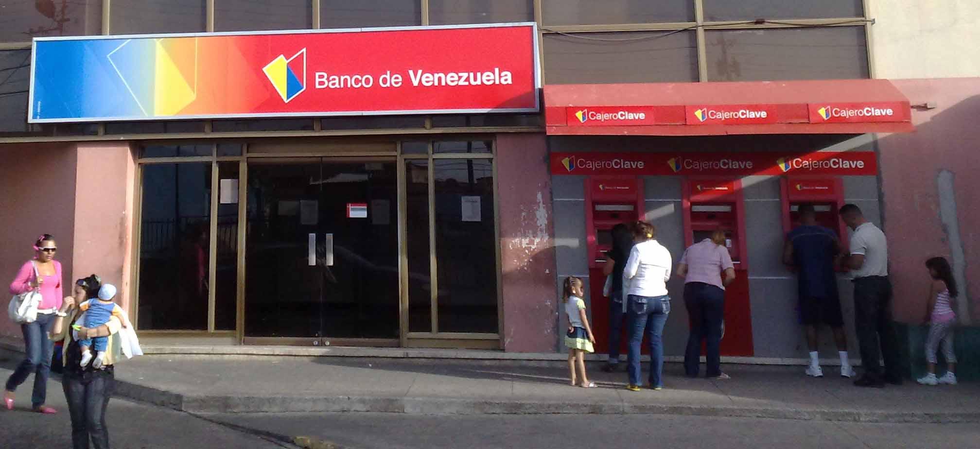 Archivo fachada banco de wikipedia la for Banco venezuela online