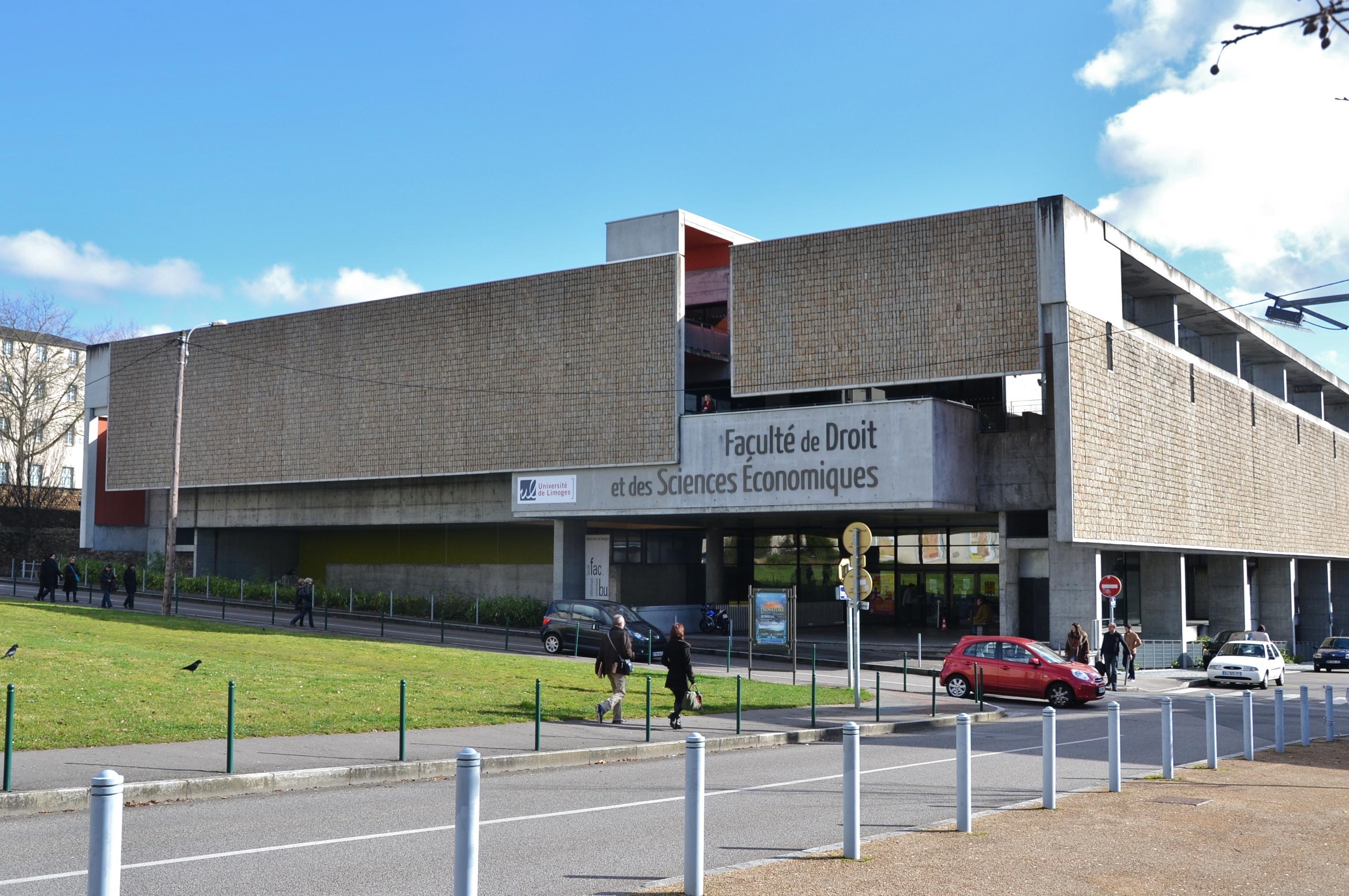 Ouverture Bu Droit Centre Ville Poitiers