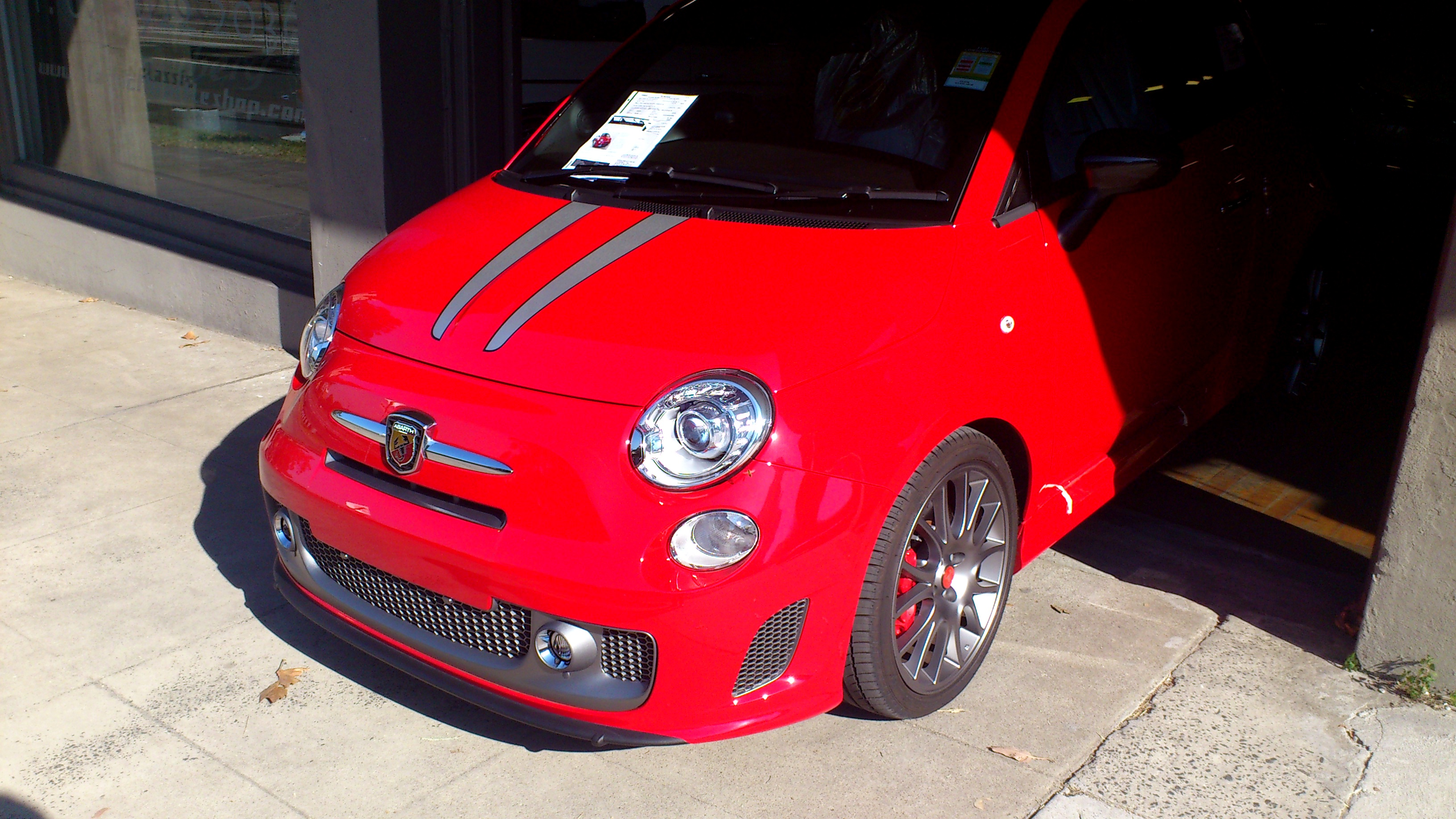 File Fiat 500 Abarth 695 Tributo Ferrari Jpg Wikimedia Commons