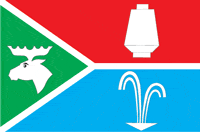 Flag of Losino-Petrovsky (Moscow oblast).png