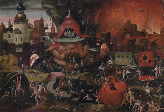Follower of Jheronimus Bosch 004