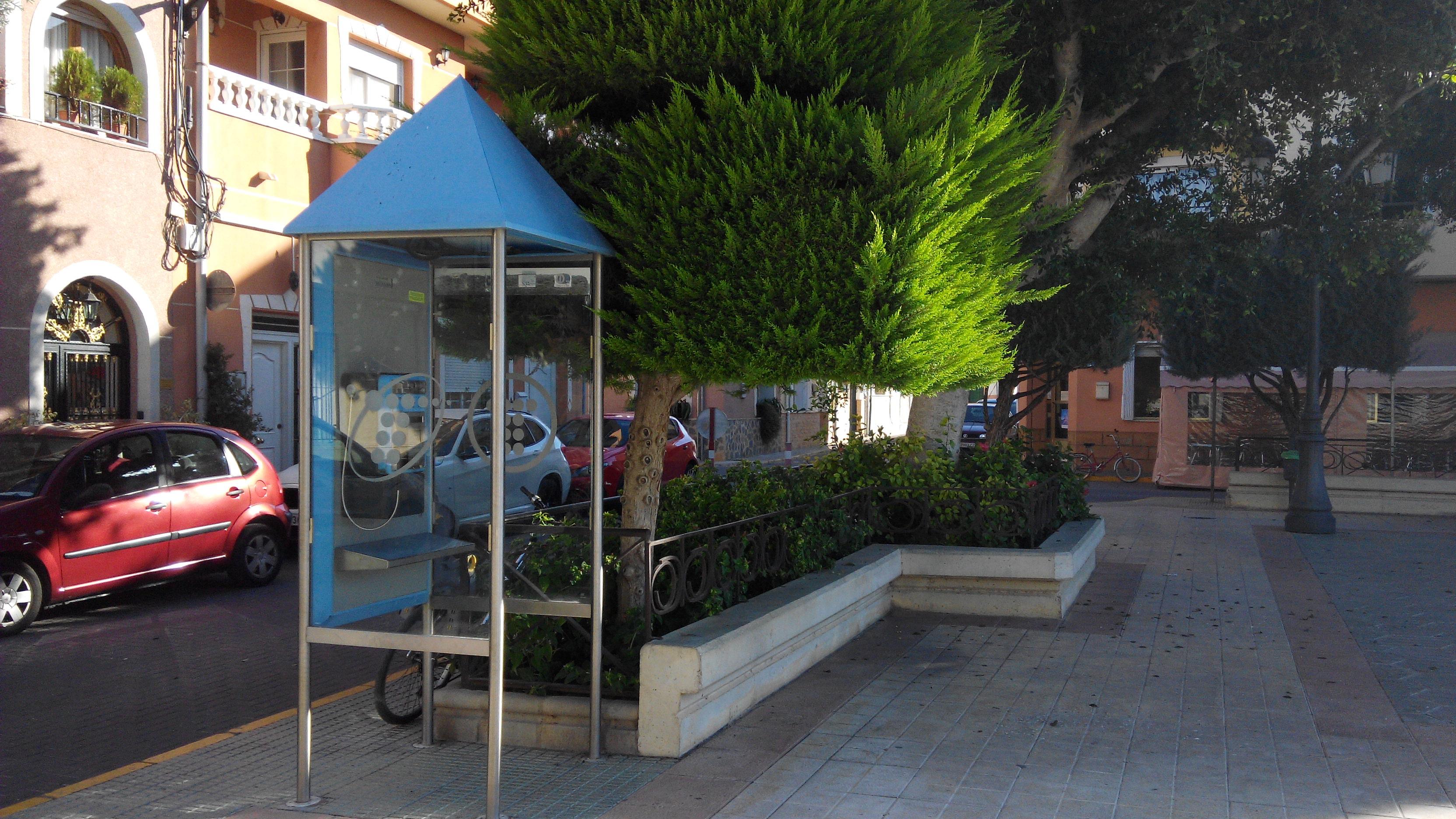 Cabina Telefonica : File:formentera del segura 9 cabina telefonica.jpg wikimedia commons