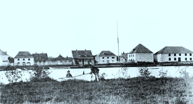 Fichier:Fort William 1865.jpg