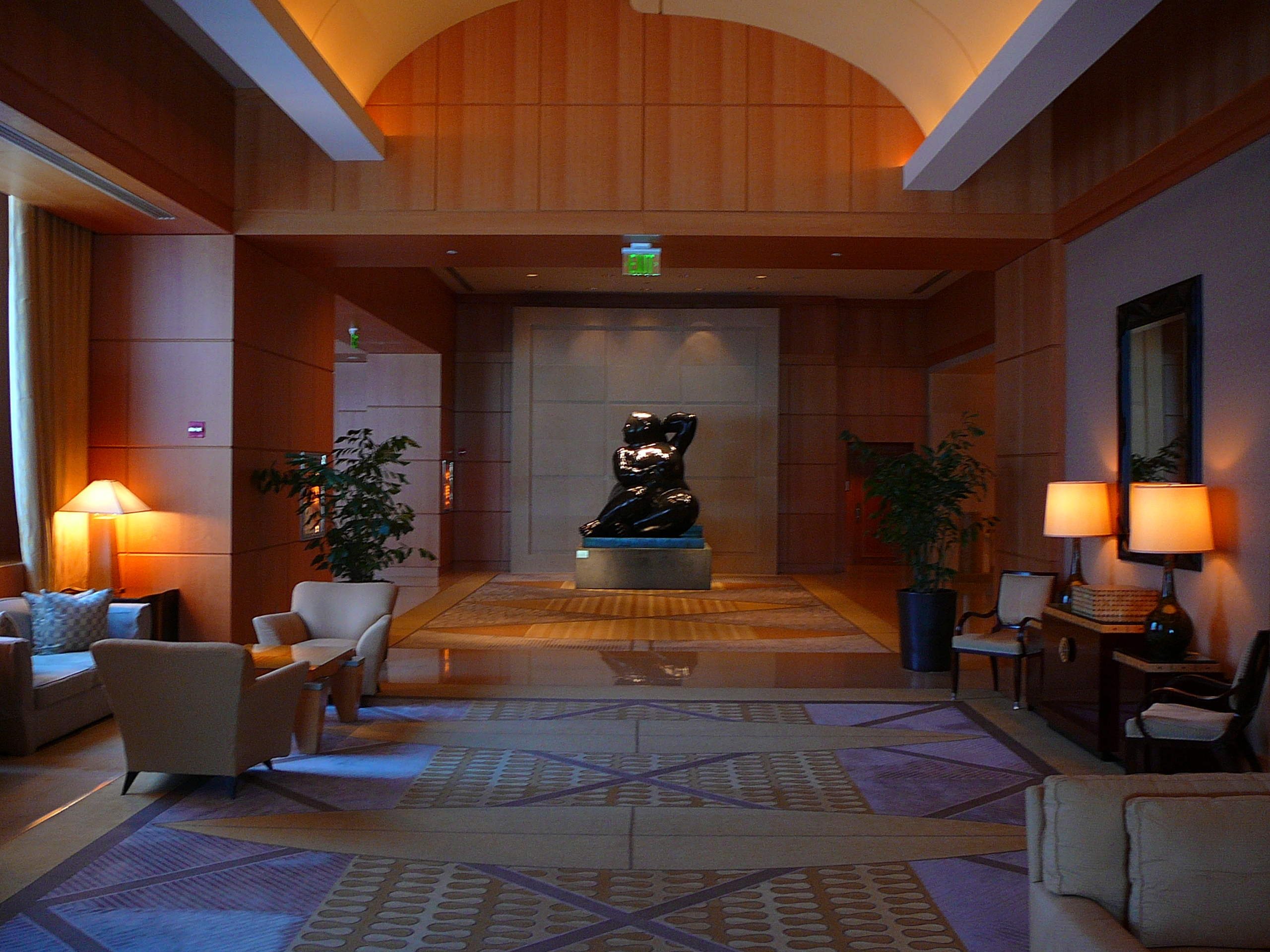 Four Seasons Hotel and Resort Lobby