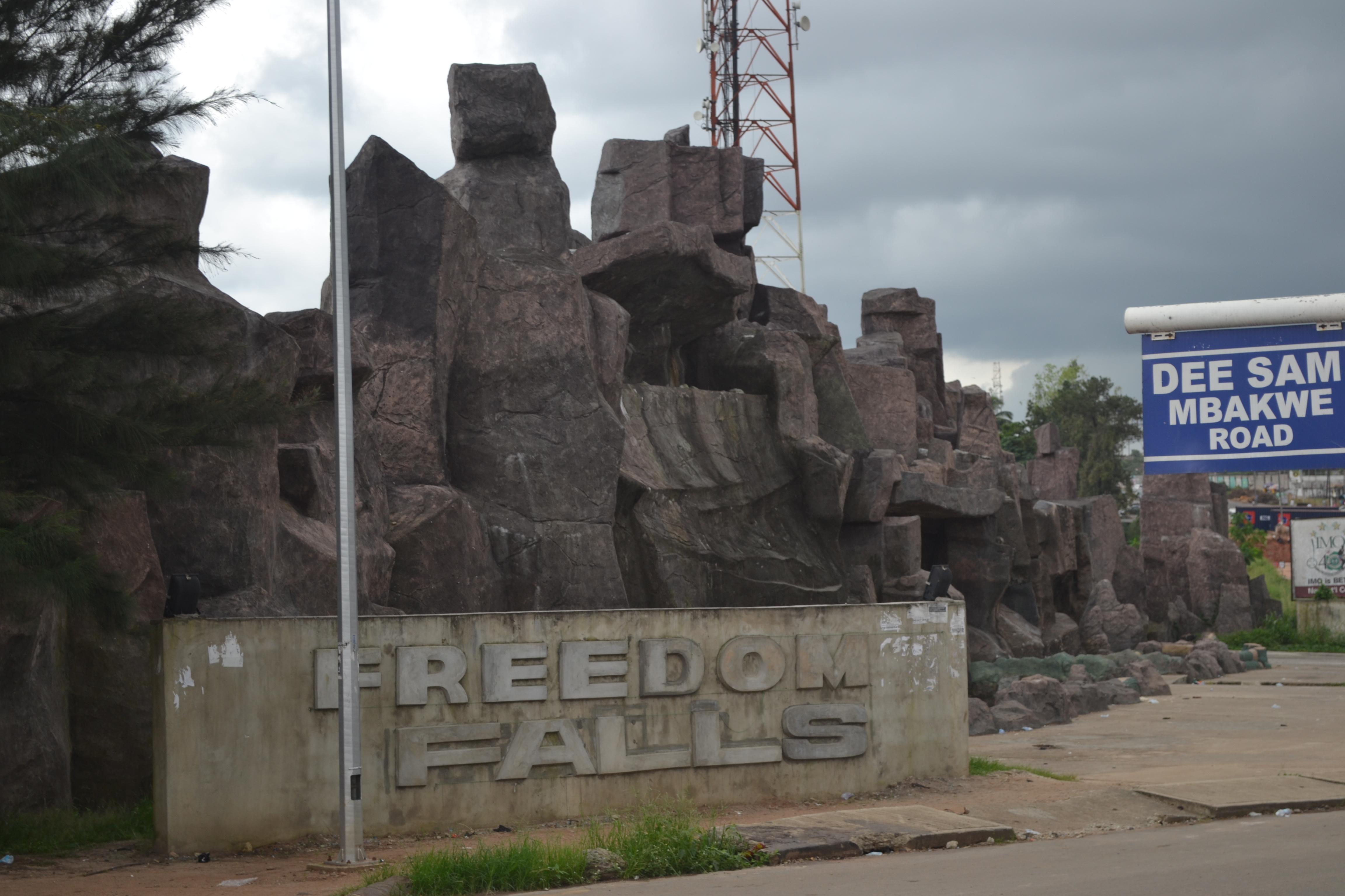 Image result for freedom park owerri