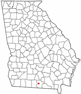 Loko di Remerton, Georgia