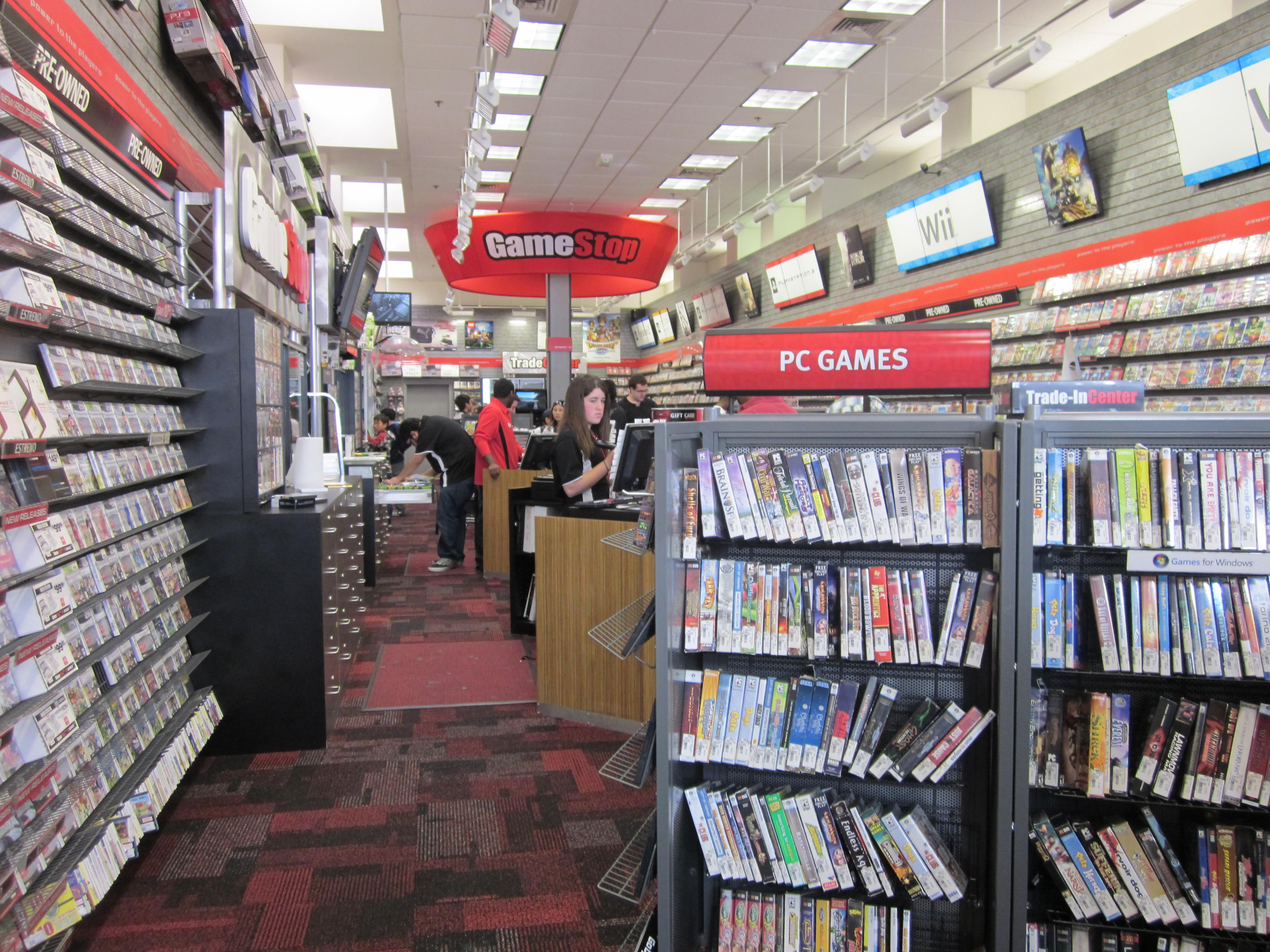 File:GameStop on Powell St., SF interior.JPG - Wikimedia ...Gamestop