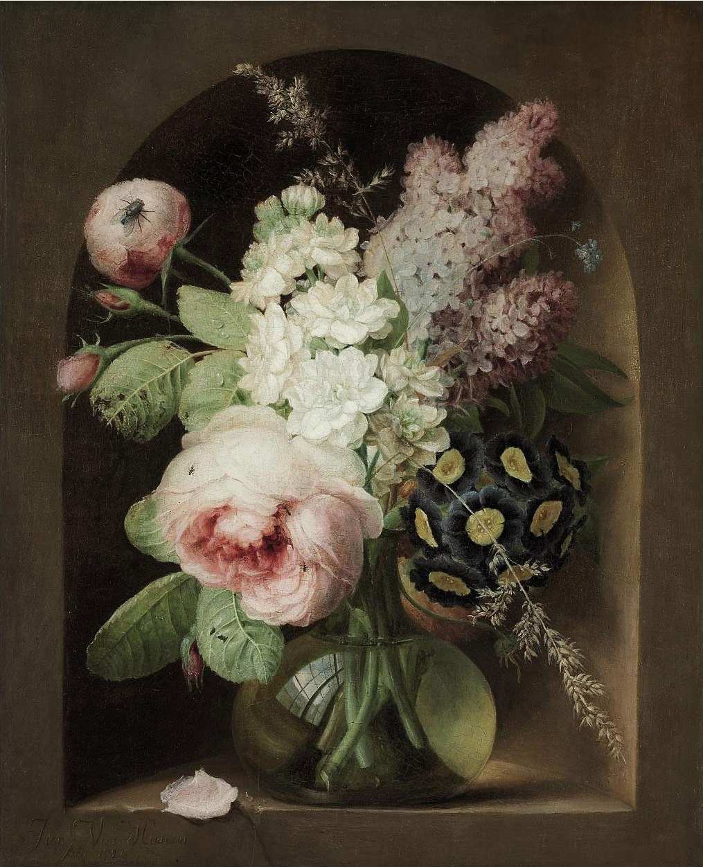 File Georg Frederik Ziesel Roses Hyacinth And Other