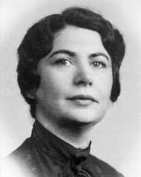 Gertrude Blanch mathematician