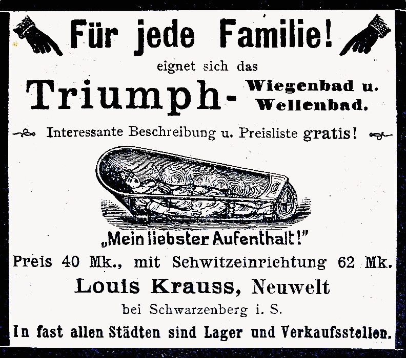 File:Geschäftsanzeige Louis Krauss 1898 jpg - Wikimedia Commons
