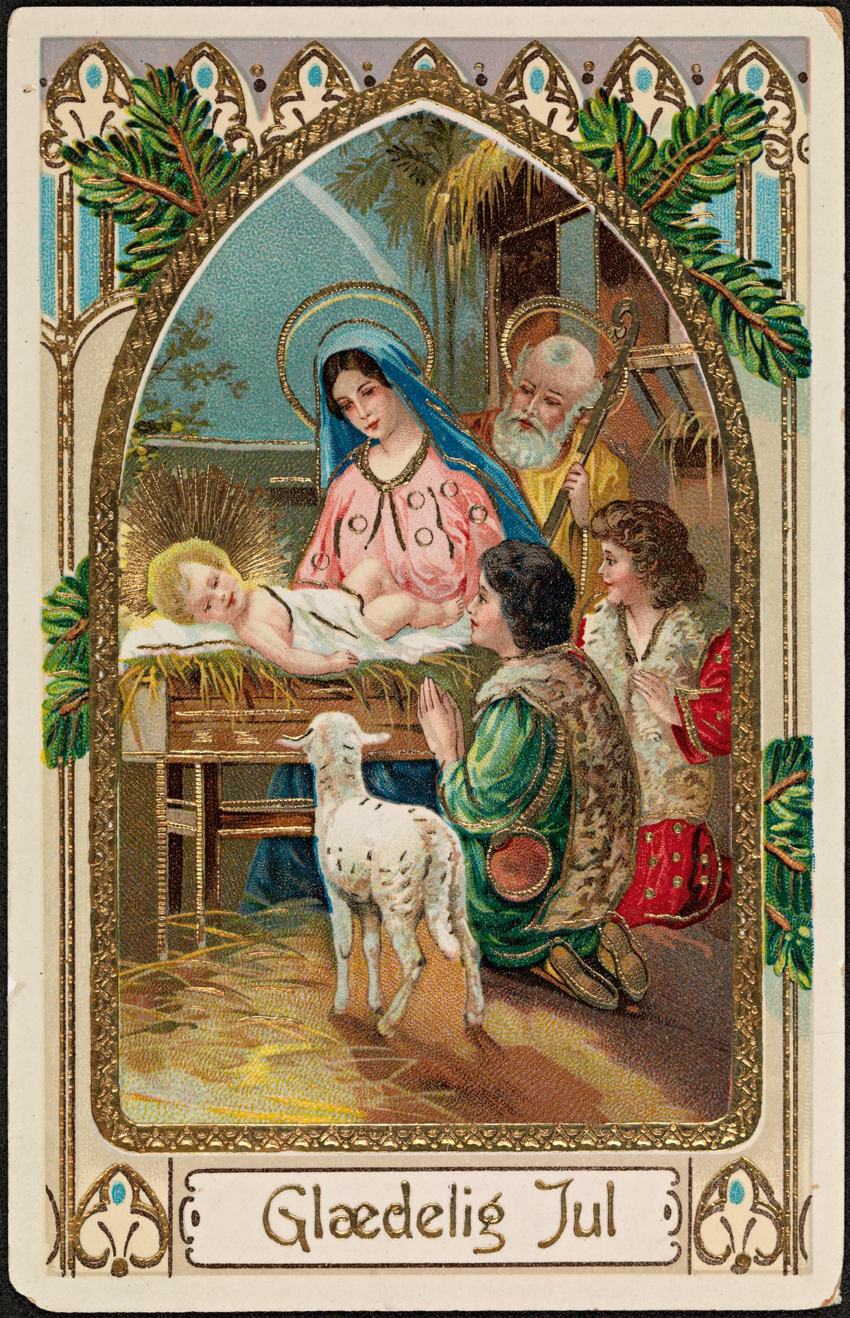 božićne čestitke u stihovima Božićna čestitka – Wikipedija božićne čestitke u stihovima