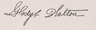 Gladys Walton signature - Apr 1921.png