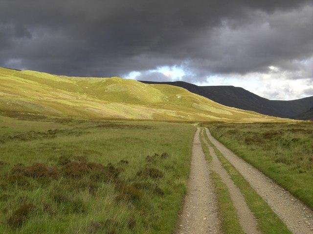 Glen Callater - geograph.org.uk - 707815