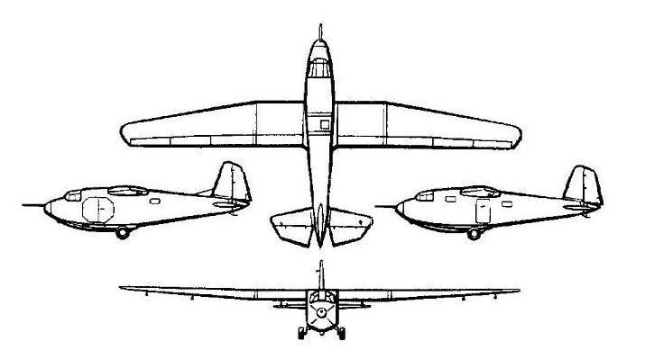Планеры Г-11.JPG
