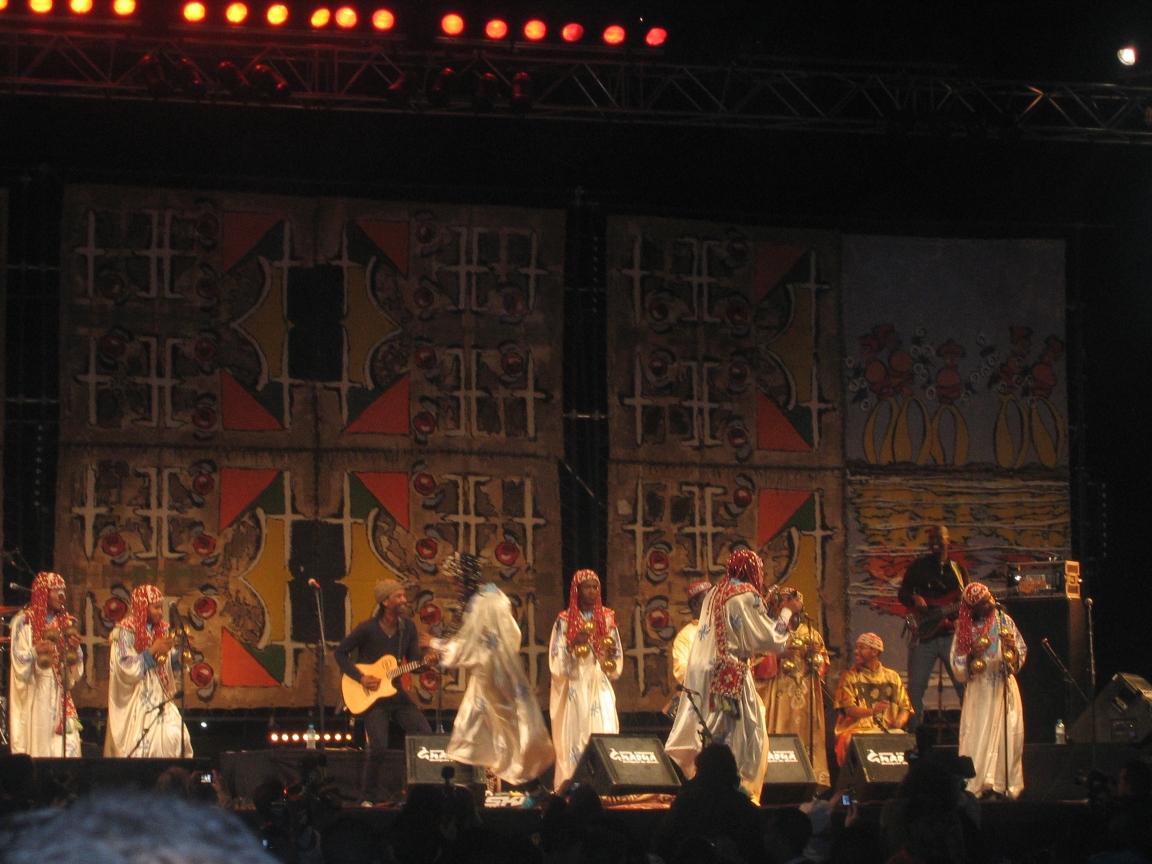 Essaouira Gnaoua and World Music Festival, Morocco -Best African Music Festivals