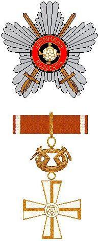 Datei:Grootkruis van het Vrijheidskruis met Zwaarden.jpg