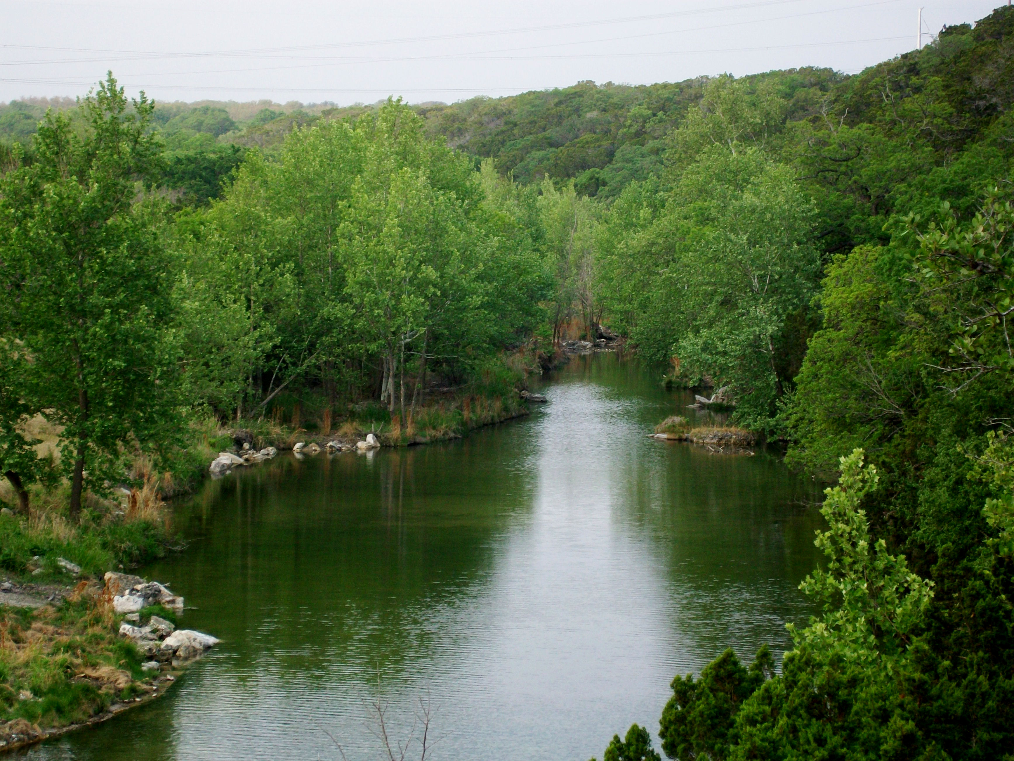 Guadalupe River Property For Sale Kerr County