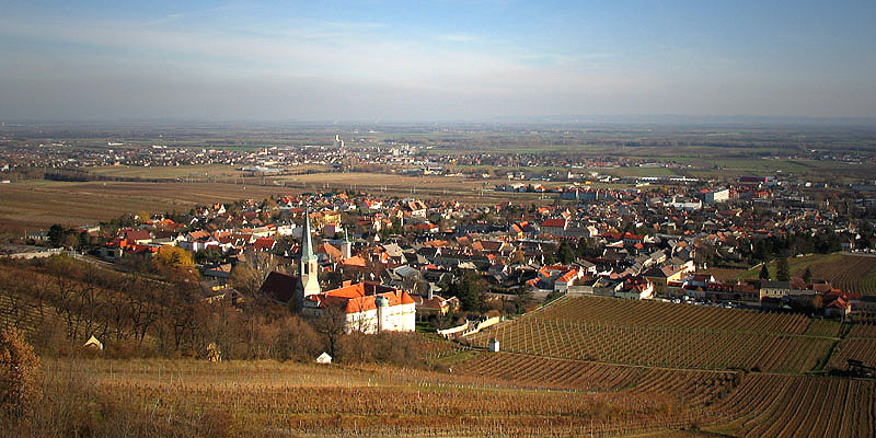 Gumpoldskirchen.general view