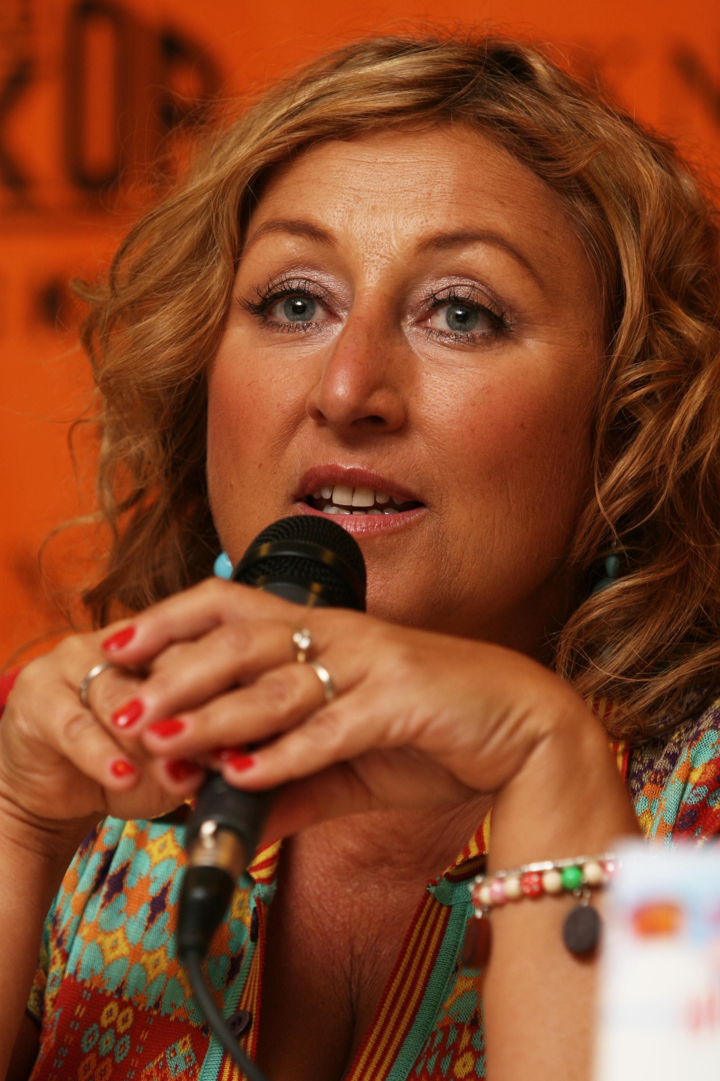 Halina Pawlowská (2008)