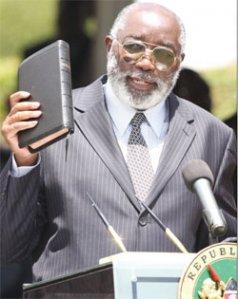 John Harun Mwau Kenyan politician and sport shooter