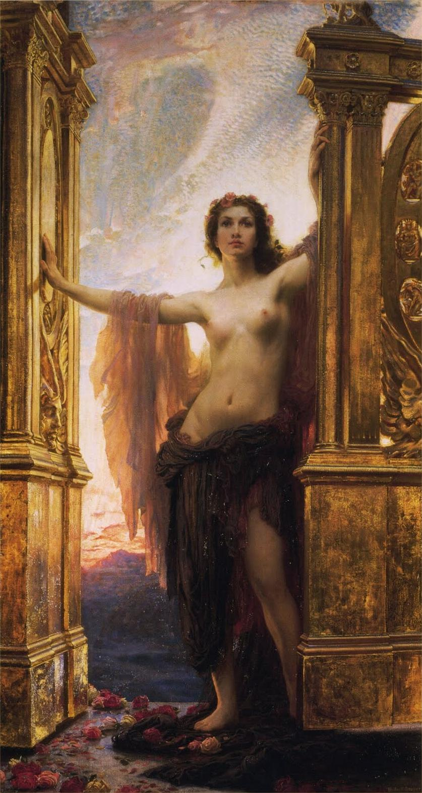 http://upload.wikimedia.org/wikipedia/commons/6/6f/Herbert_James_Draper%2C_The_Gates_of_Dawn%2C_1900.jpg