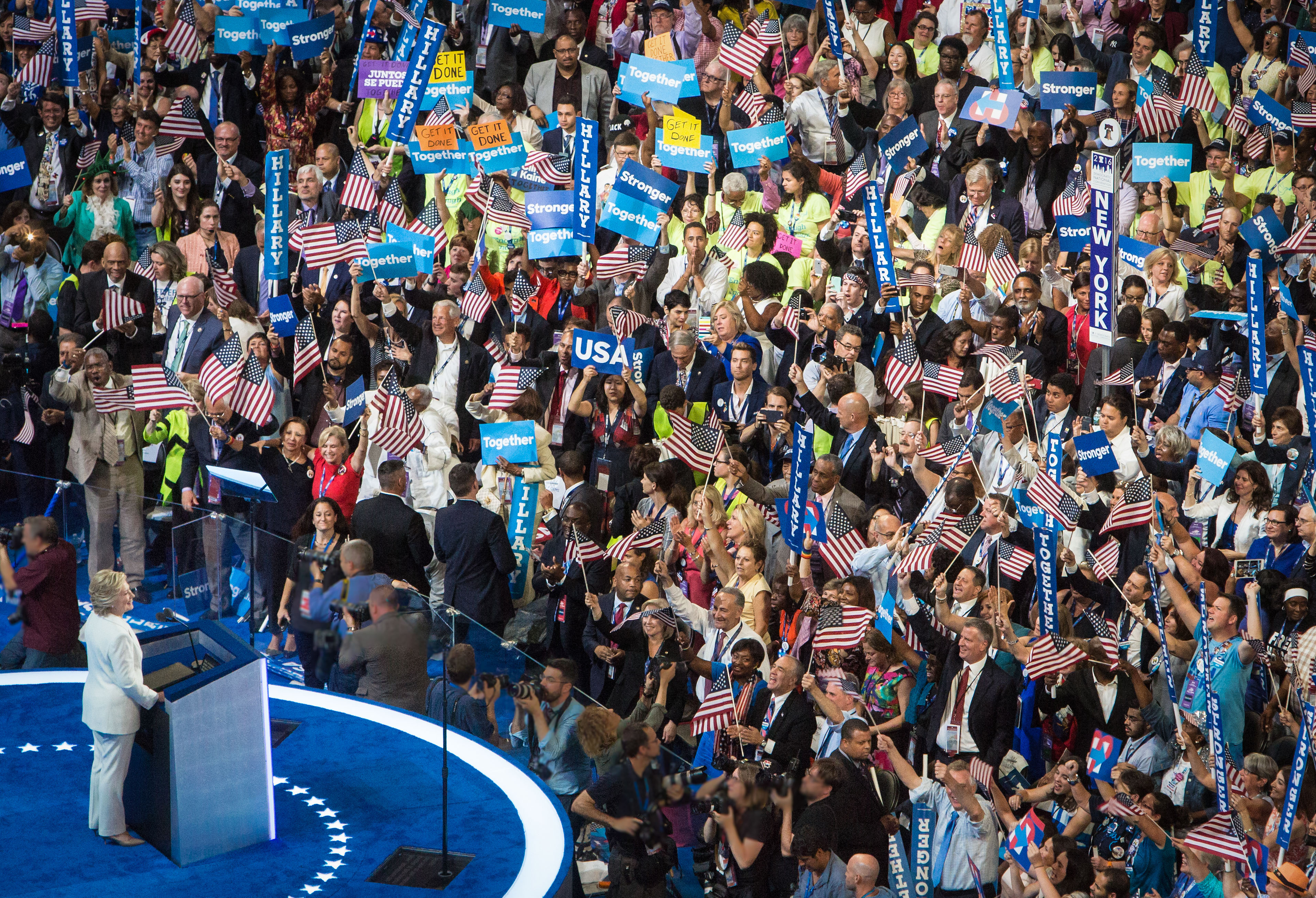 File:Hillary Clinton Speech at Democratic National ...