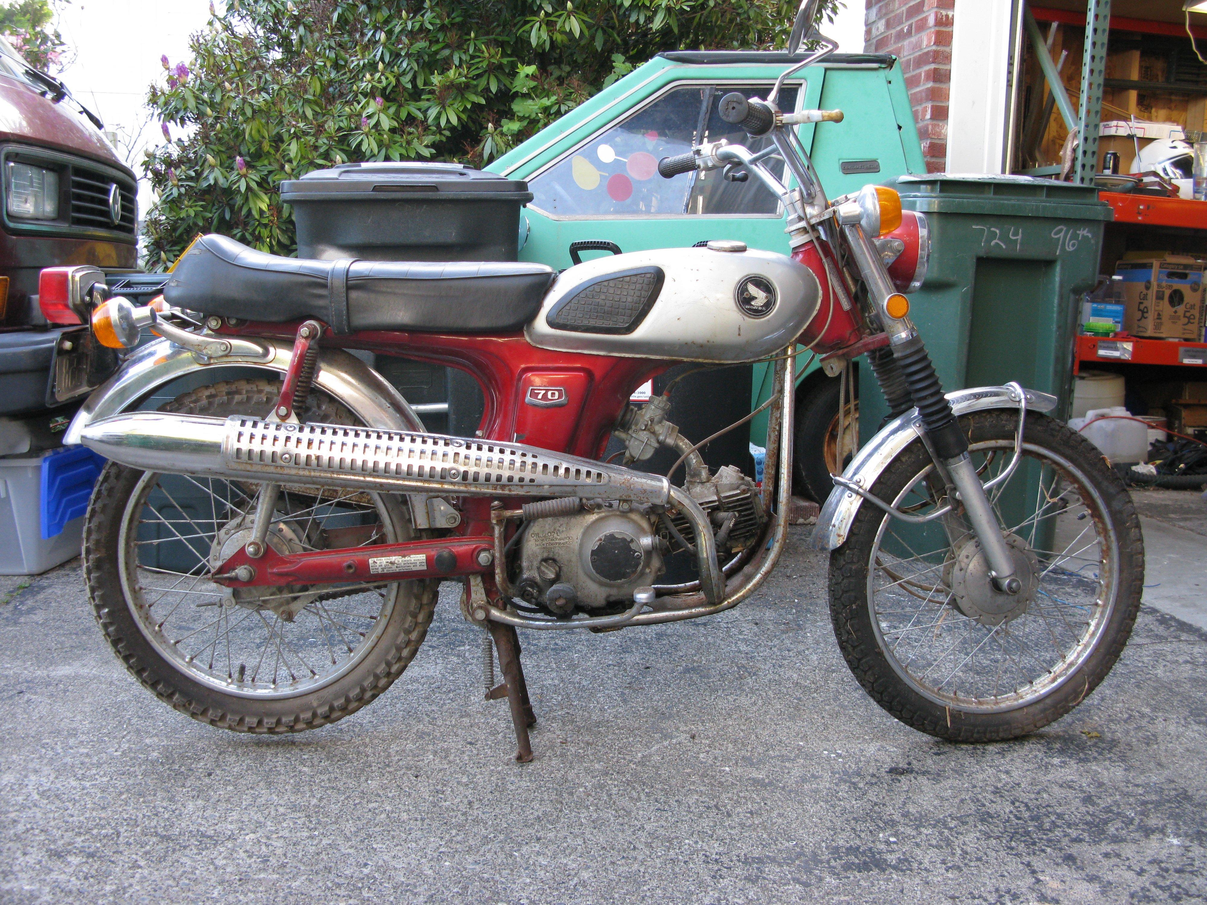 Honda Cl Cafe Racer For Sale