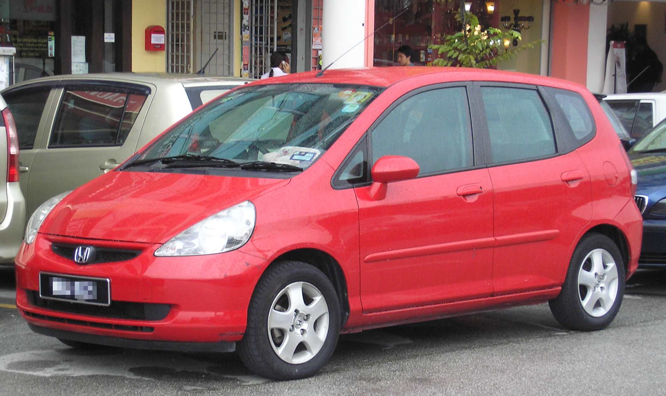 Honda Jazz Wikipedia