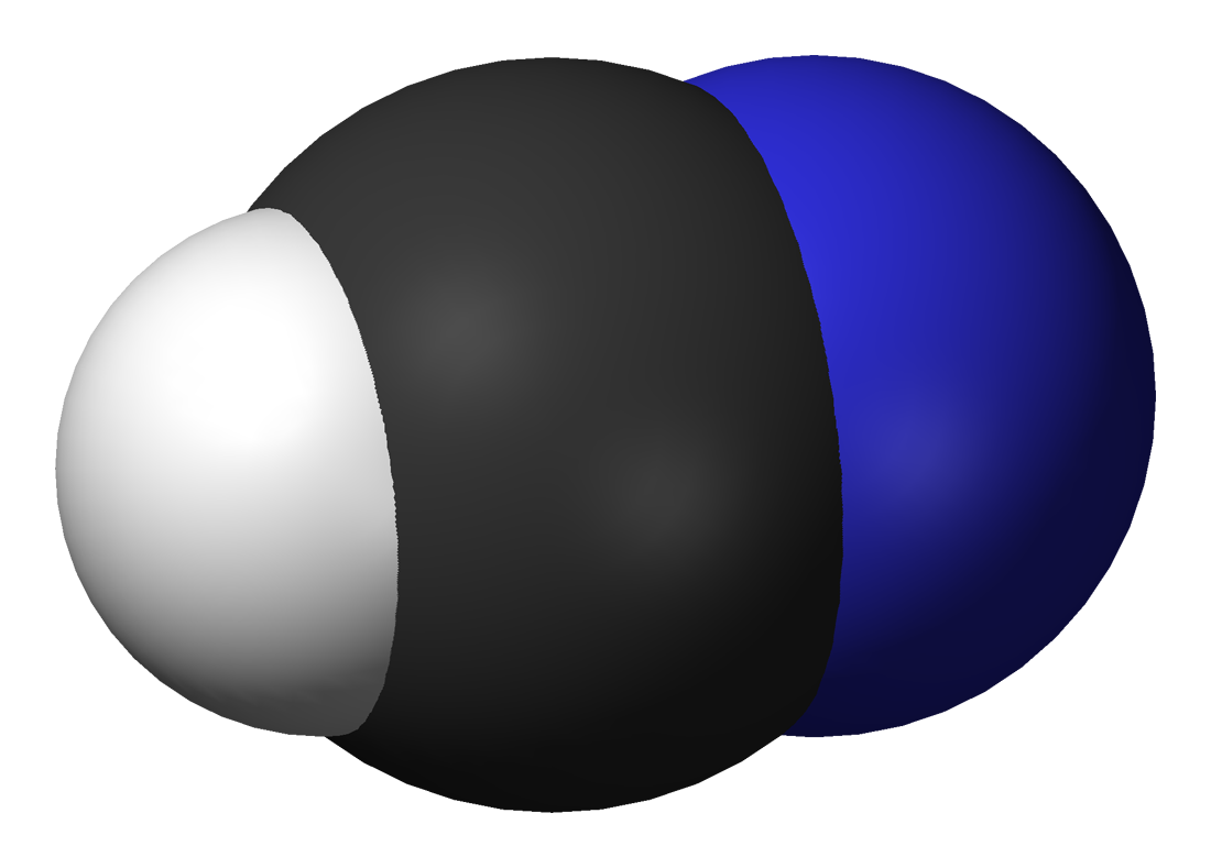 Hydrogen cyanide; Hydrocyanic Acid