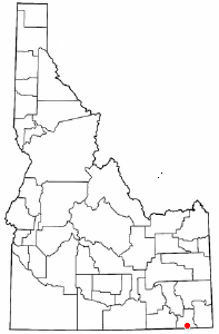 Loko di Franklin, Idaho