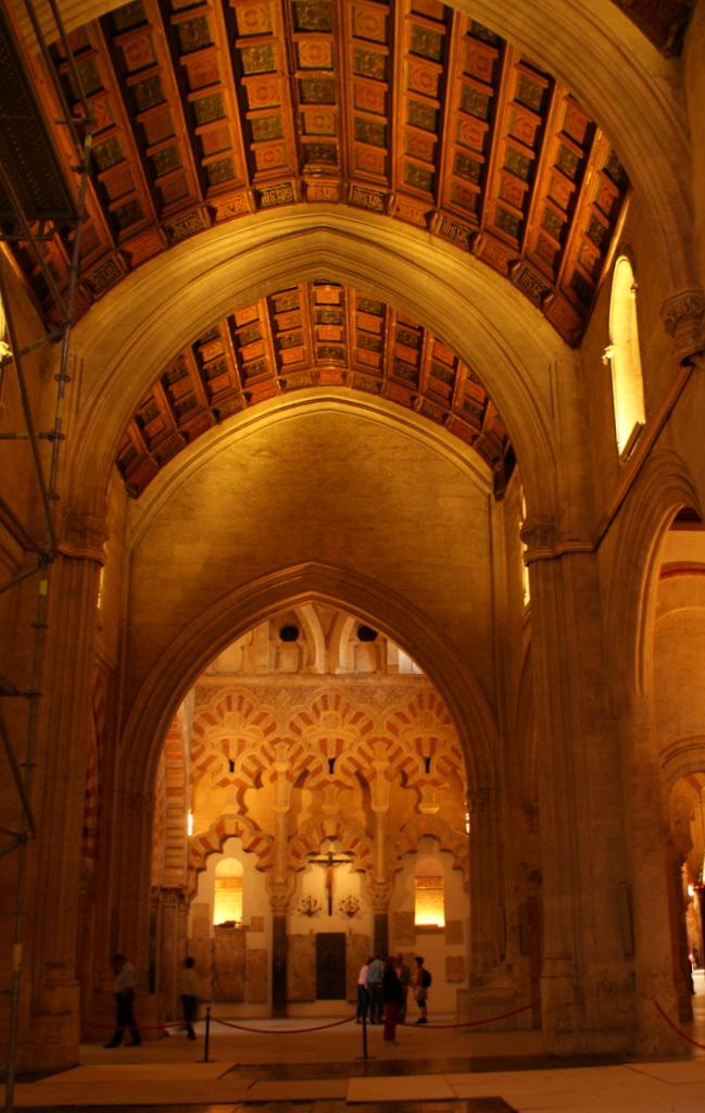 File interior mezquita de c rdoba xiv jpg wikimedia commons for Interior mezquita de cordoba