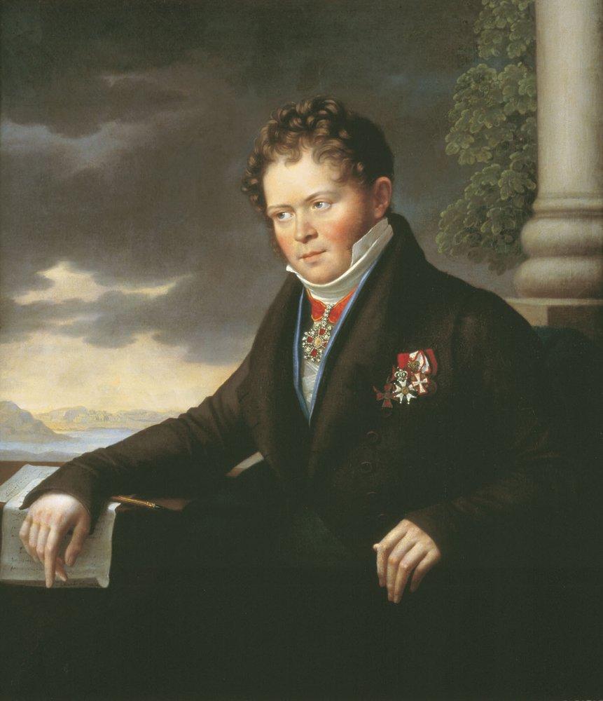J.Oleszkiewicz - Nickolay Fedorovich Arendt, 1822.jpg