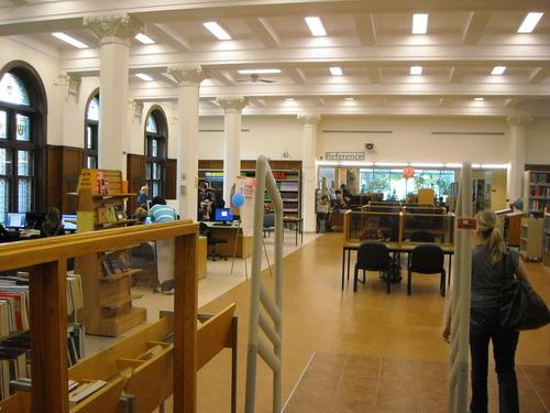 File jac library wikimedia commons for College john abbott piscine