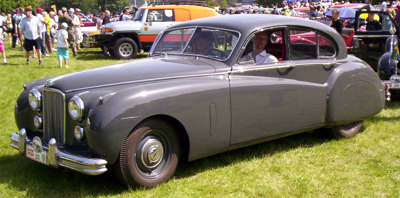 File Jaguar Mark Vii Saloon 1954 2 Jpg Wikimedia Commons
