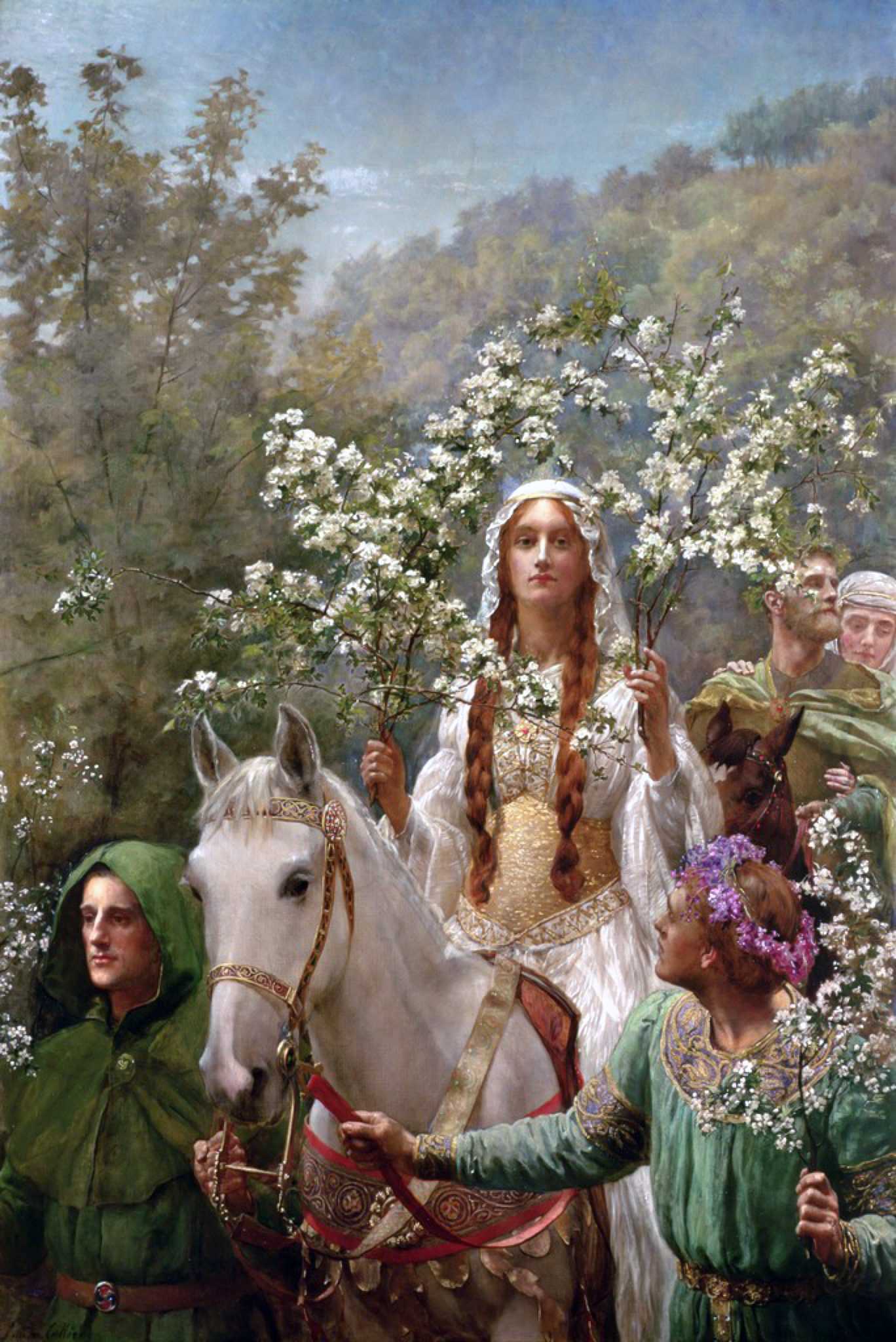 http://upload.wikimedia.org/wikipedia/commons/6/6f/John_Collier_Queen_Guinevre%27s_Maying.jpg