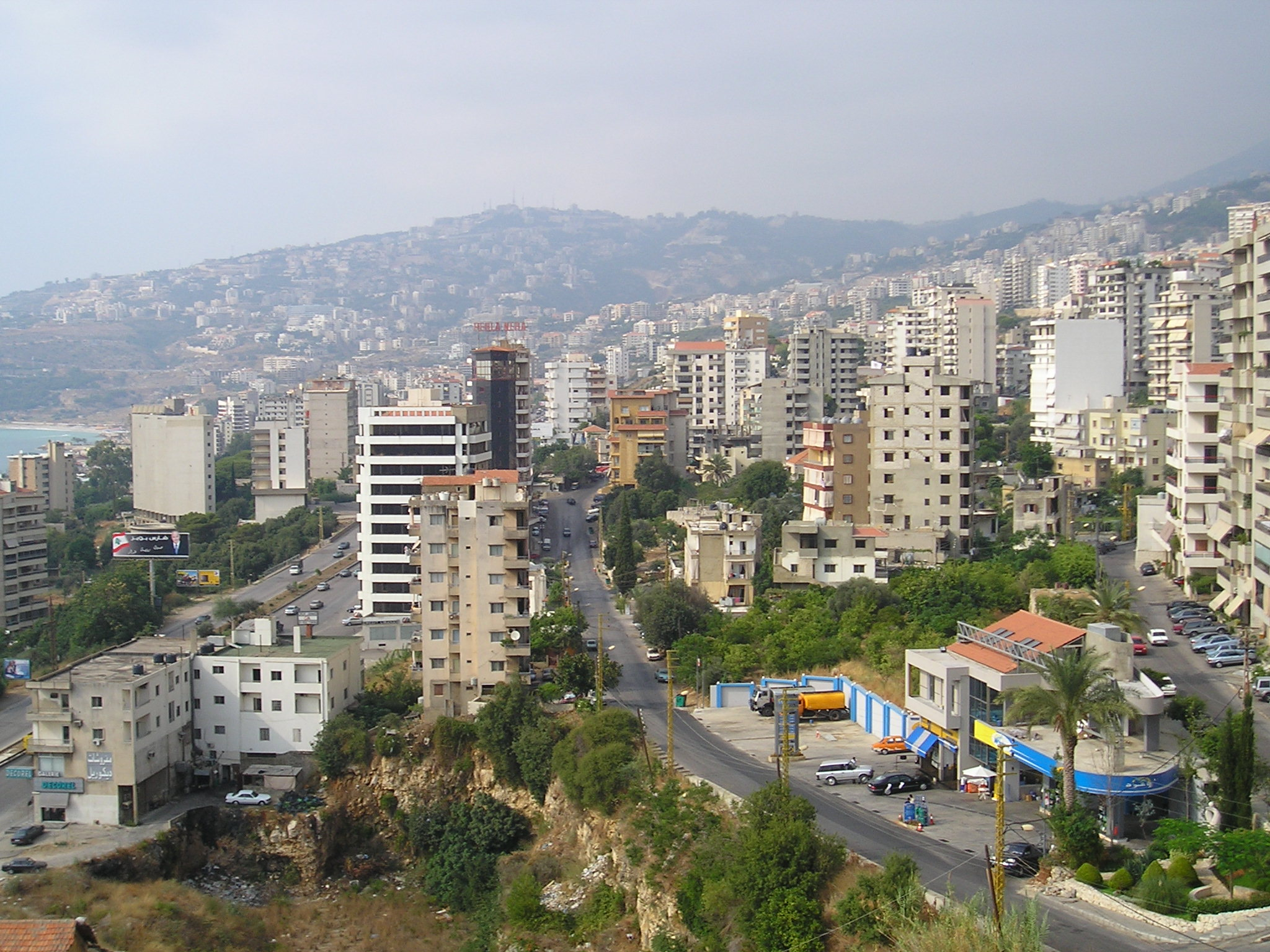 Jounieh Lebanon  city photos gallery : JouniehNorth Wikimedia Commons