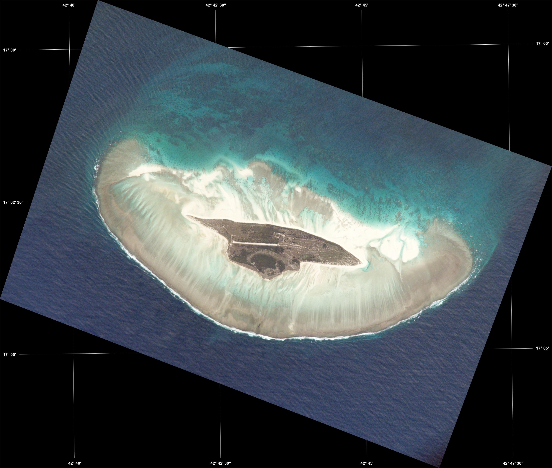 Description Jua... Juan De Nova Island