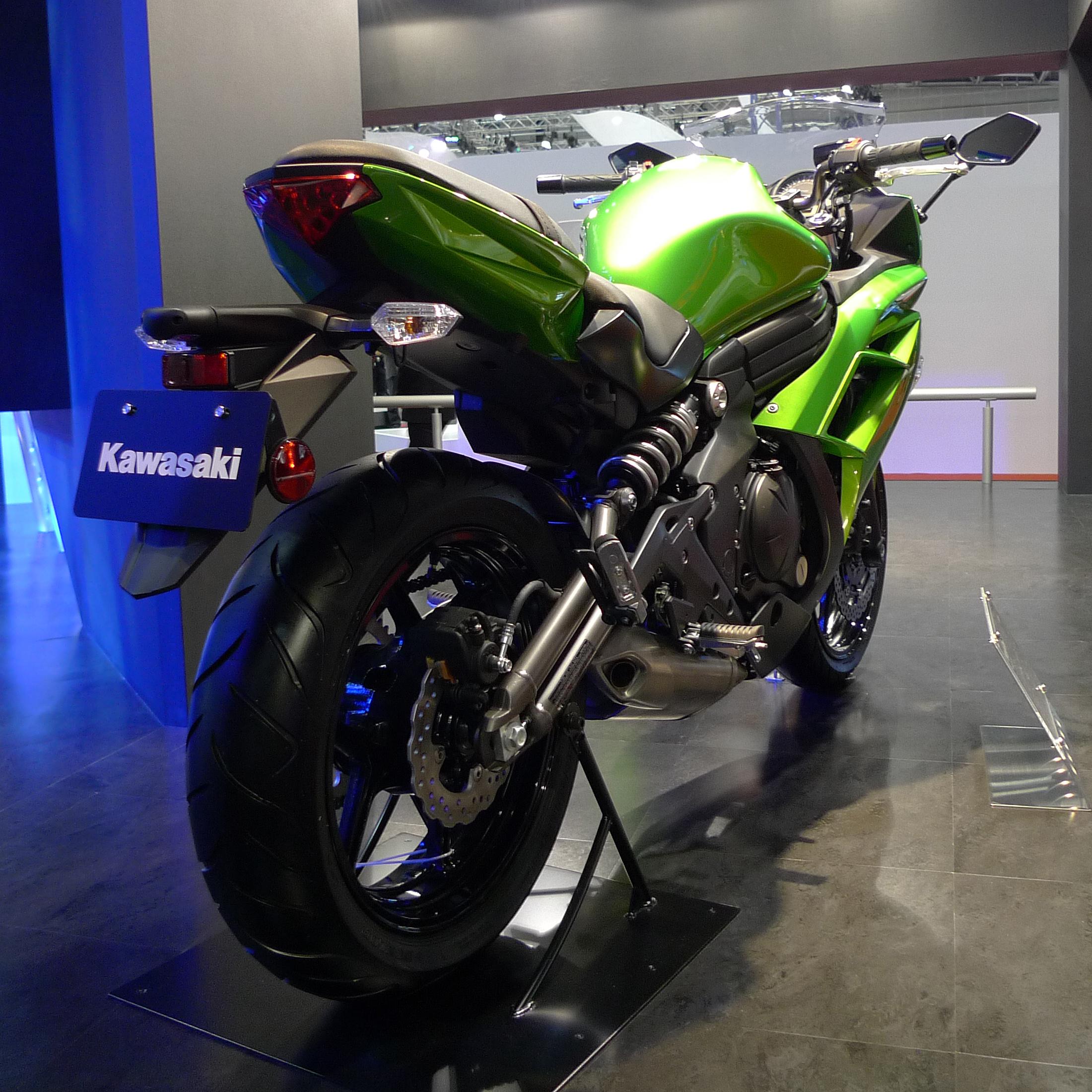 Kawasaki Ninja Rear Shock