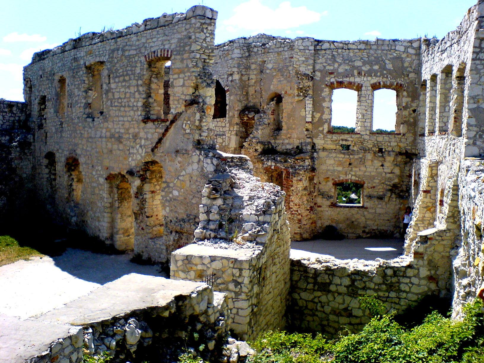 Kazimierz zamek