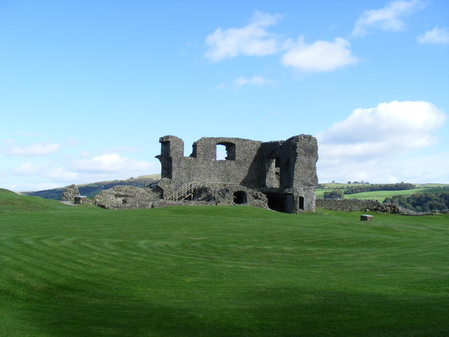 Kendal Castle - geograph.org.uk - 1521286