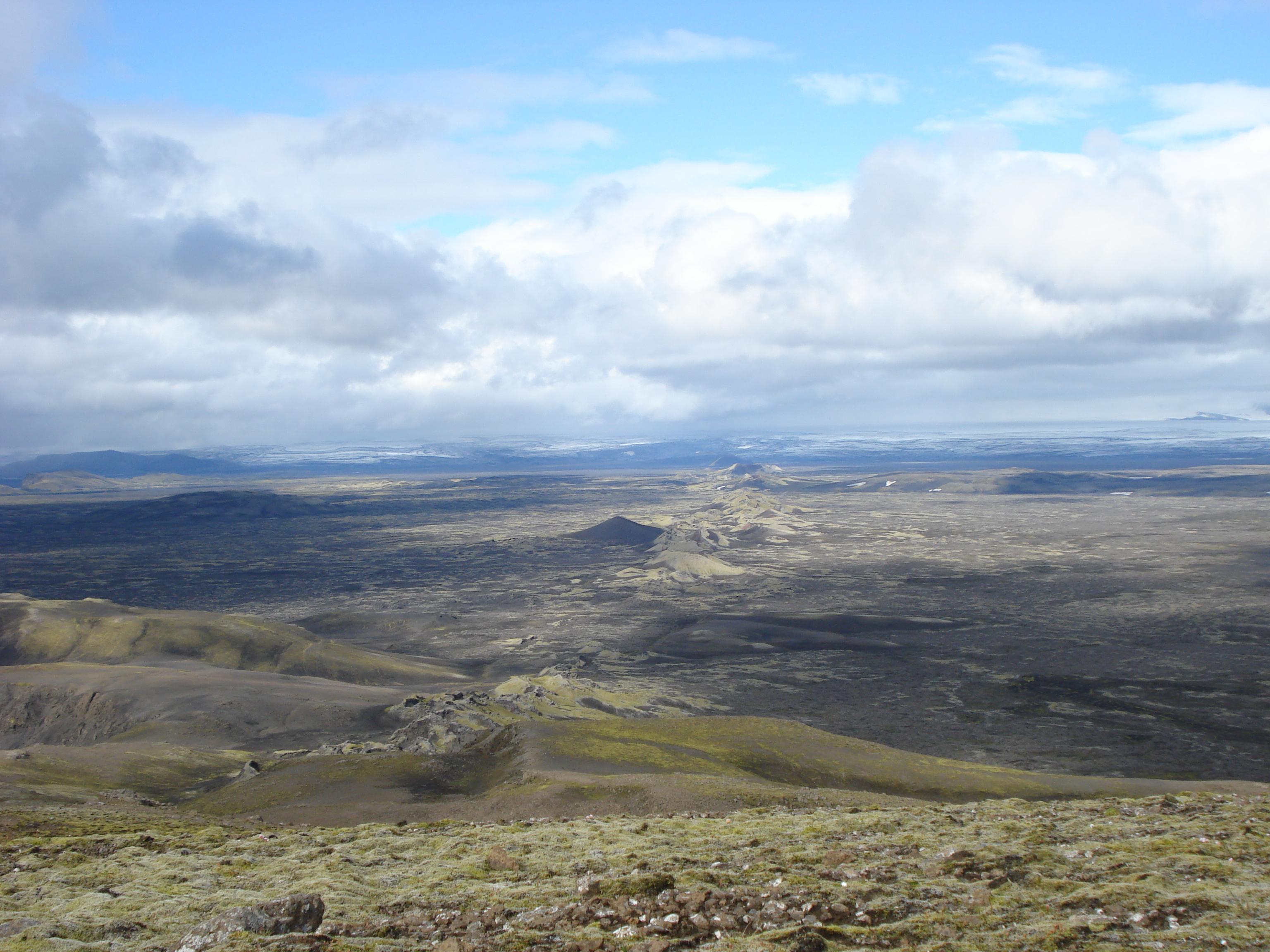 Laki Iceland Eruption