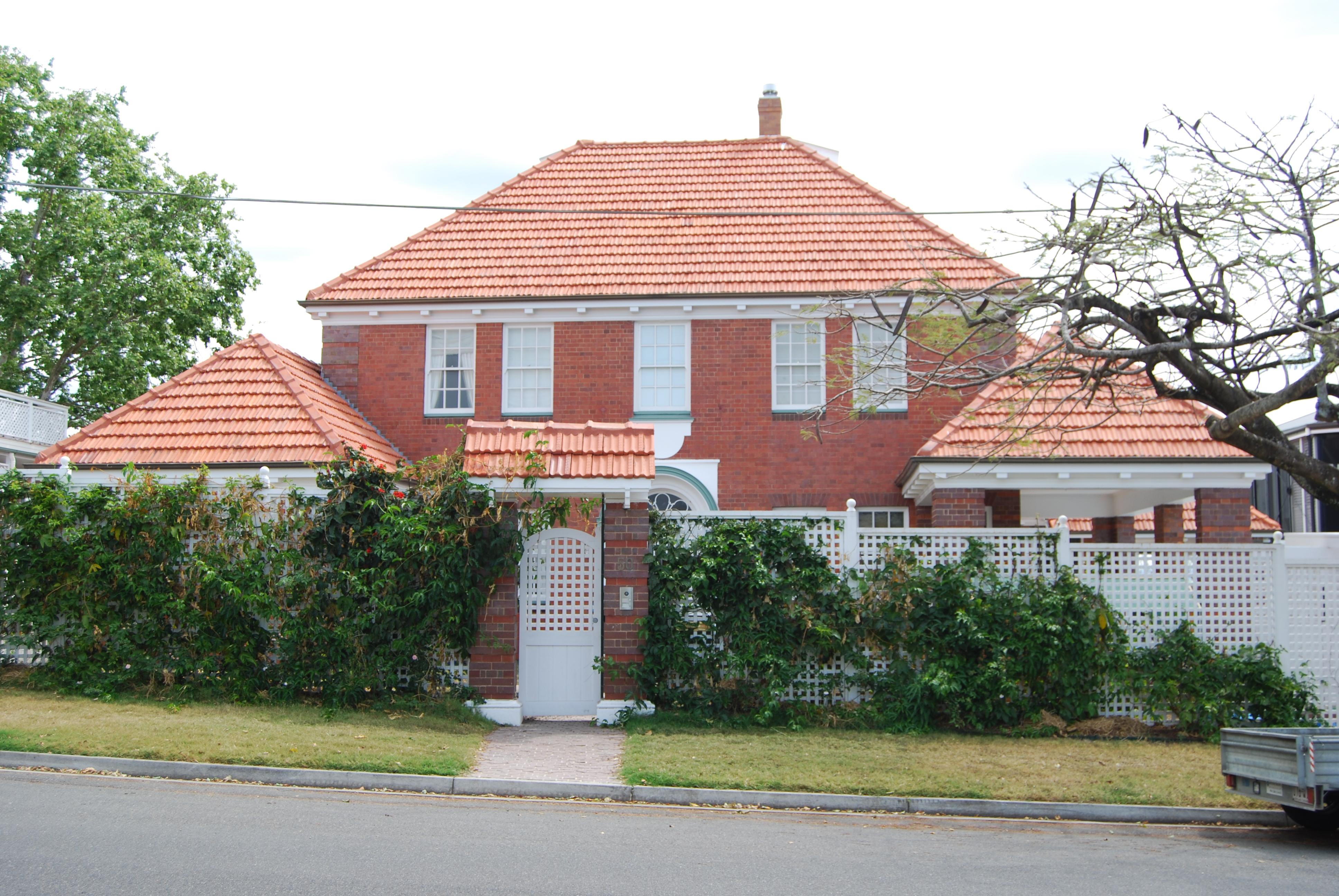 File lange l powell 39 s home eldernell ave brisbane jpg for Powell homes